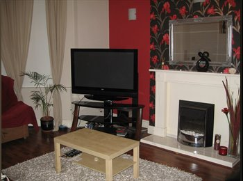 EasyRoommate UK - Two double rooms available - North Shields, North Tyneside - £400