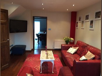 Double Room in Modern Detached House