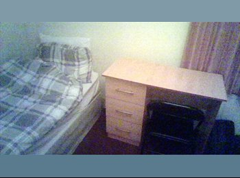 Bed in a beautiful twin room available from now!
