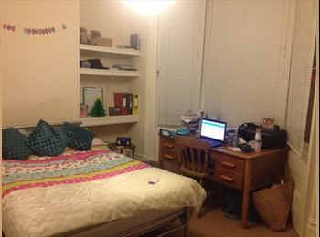EasyRoommate UK - Large double room available STUDENTS ONLY - Brighton, Brighton and Hove - £433