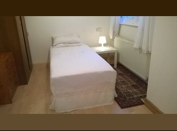 LARGE SINGLE ROOM, TOOTING BEC COMMON