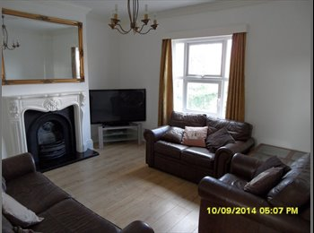 EasyRoommate UK - 6 Bedroom Property available July 2015 incl. bills - Loughborough, Loughborough - £1733