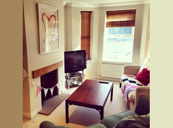 We want you.. Large double room in fun houseshare!