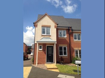 EasyRoommate UK - ROOM TO RENT IN THORPE ASTLEY- AVAILABLE NOW - Enderby, Leicester - £385