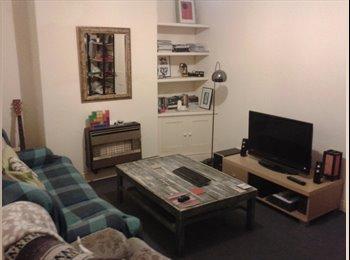 Double room in ground floor flat to rent