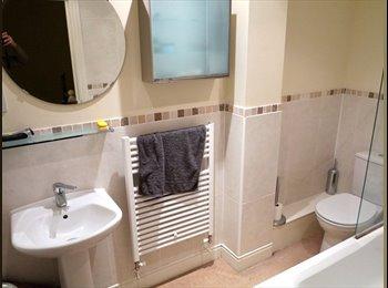 EasyRoommate UK - Double Bedroom- in friendly house share - Cheltenham, Cheltenham - £550