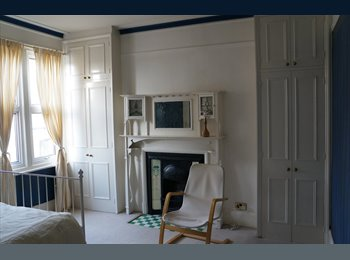 Spacious, Bright and Secure Double bedroom