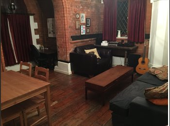 **Spacious Double Ensuite** in Hammersmith