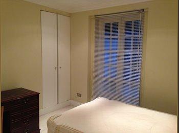 Large double bedroom with en-suite