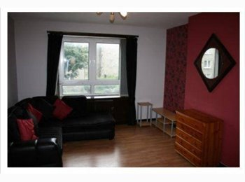 Double bedroom available 1 minute from AberdeenUni