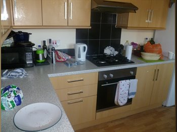 EasyRoommate UK - House on Burgess Road opposite Uni! - Portswood, Southampton - £325