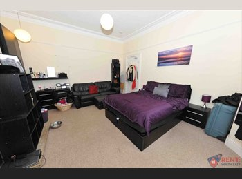 EasyRoommate UK - 5 BEDROOM STUDENT PROPERTY - Newcastle upon Tyne, Newcastle upon Tyne - £260