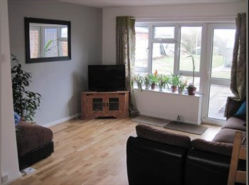 EasyRoommate UK - Double and Single rooms in furnished, Refurbished - Sinfin, Derby - £300