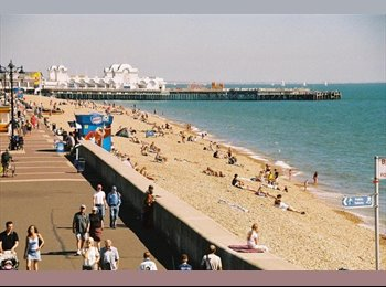 EasyRoommate UK - Lovely Double Room, Great Location, Nice House - Southsea, Portsmouth - £600