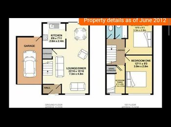 EasyRoommate UK - Double room for rent London Colney - St. Albans, St Albans - £650