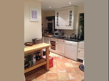 Two double rooms in a spacious house