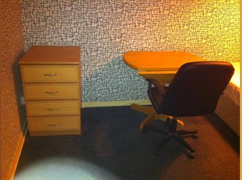 DOUBLEROOM TO LET CLOSED TO ABERDEEN UNIVERSITY