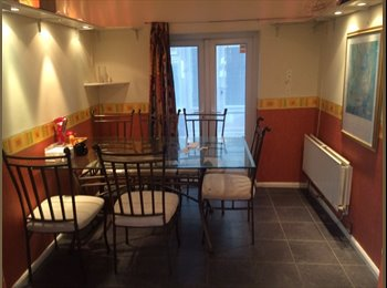 Standard double room and Large double( size of 2 double...