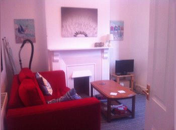 Large, sunny, furnished DOUBLE bedroom