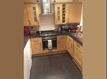 EasyRoommate UK - Comfortable double room in a friendly young couples house - Great Sankey, Warrington - £370