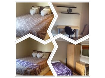 EasyRoommate UK - KING DOUBLE ROOM - London, London - £800