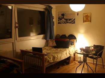 EasyRoommate UK - Move in now! Cheap and cozy roomshare right in fro - Mile End, London - £358