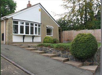 EasyRoommate UK - DETACHED 4 DOUBLE BEDROOM HOUSE - St John's, Worcester - £433