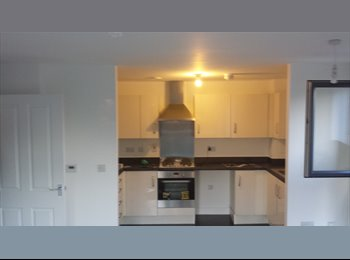 EasyRoommate UK - SPACIOUS 1 BED FLAT,ALL BILLS INCLUDED - Barking, London - £1250