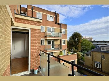 EasyRoommate UK - 1 bed room available in a 2 bed flat - Putney, London - £700