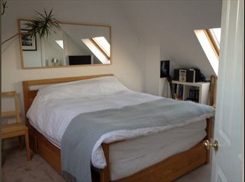 EasyRoommate UK - Large, ensuite loft room - Bedminster, Bristol - £450