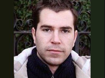 Antonio  - 34 - Student