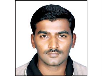 Shreedhar  - 25 - Student