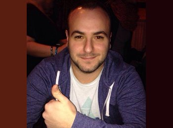 EasyRoommate UK - Marco - 24 - Colchester