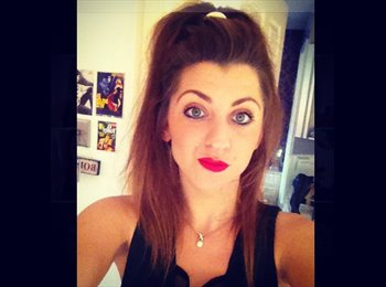 EasyRoommate UK - rebecca  - 25 - Leamington Spa
