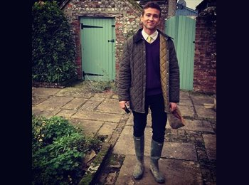 EasyRoommate UK - Finlay - 22 - Brighton and Hove
