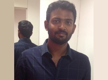 EasyRoommate UK - Karthik - 26 - Swindon