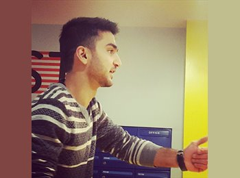 EasyRoommate UK - Syed - 20 - Brighton and Hove