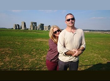 EasyRoommate UK - Ray and Lisa - 48 - Salisbury