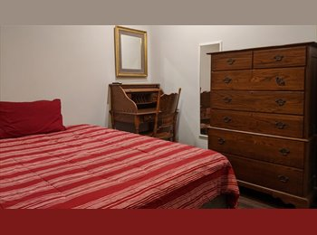 Bedroom available!