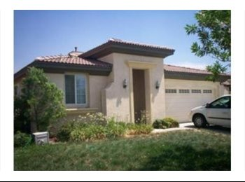 EasyRoommate US - 3 Bedroom Home Available with room for rent - San Jacinto, Southeast California - $500