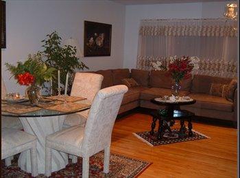 EasyRoommate US - Nice room furnished in Hawthorne NJ - Wayne, North Jersey - $750