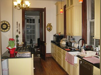 EasyRoommate US - Historic home in Ledroit park! - LeDroit Park, Washington DC - $1095