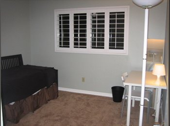 Room for Rent in a quiet place