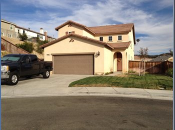 EasyRoommate US - relaxed environment - Yucaipa, Southeast California - $500