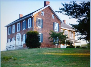 EasyRoommate US - Large Farm House - Westminster - Frederick, Other-Maryland - $700