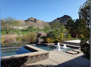 EasyRoommate US - UPSCALE LUXURY VILLA - Room for rent - Lake Las Vegas, Las Vegas - $595