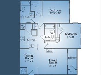 EasyRoommate US - Semi-furnished Room for Rent. - Newark, Newark - $600