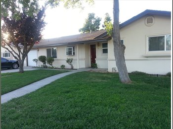 EasyRoommate US - Room in Nice house, Easy Going Environment - Tulare, Central California - $500