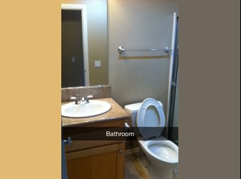 room and bathroom for rent