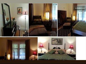 EasyRoommate US - Relaxed home; private, peaceful, and happy. - Santa Barbara, Ventura - Santa Barbara - $950